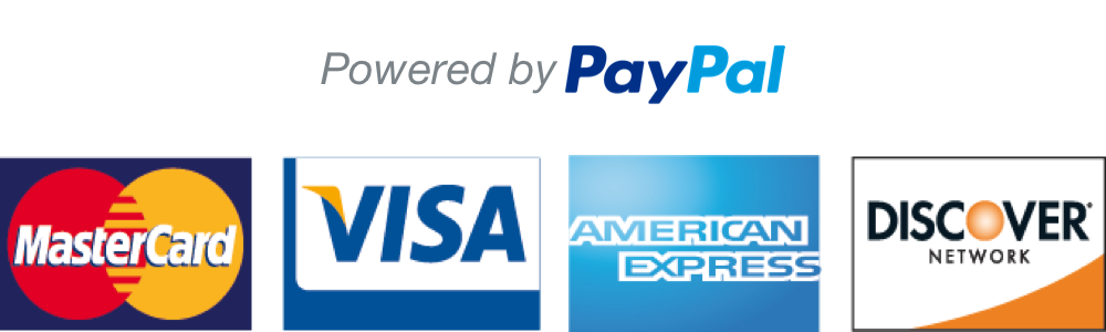Logos of credit card companies